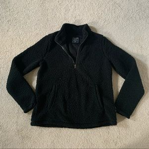 Abercrombie & Fitch zip up size m